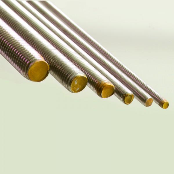 Gewindestange Stahl / 8.8 DIN975 / DIN976 (verzinkt, 1 m)